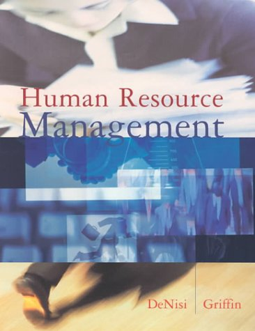 Human Resource Management with Fast Company : Text with Fast Company Reader 1st 2001 9780618087075 Front Cover