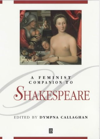 Feminist Companion to Shakespeare   2001 edition cover