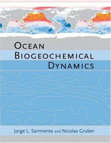 Ocean Biogeochemical Dynamics   2006 edition cover