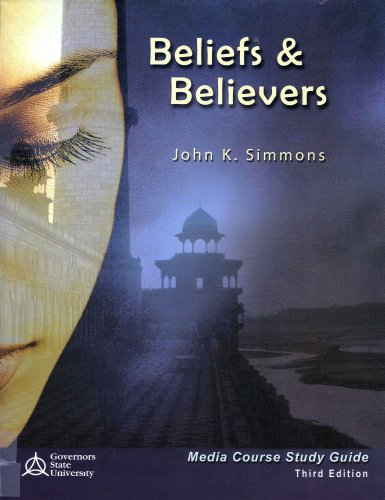 Beliefs and Believers Media Course Study Guide 3rd 2007 (Revised) edition cover