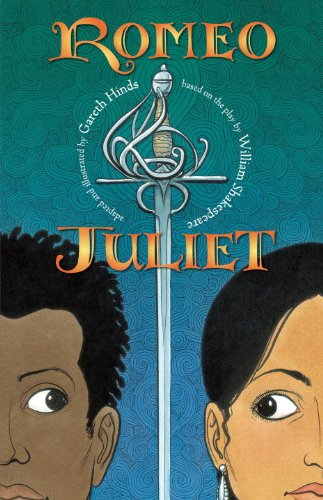 Romeo and Juliet   2013 edition cover