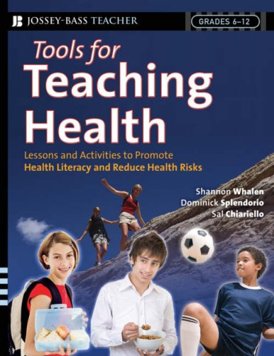 Tools for Teaching Health   2007 edition cover