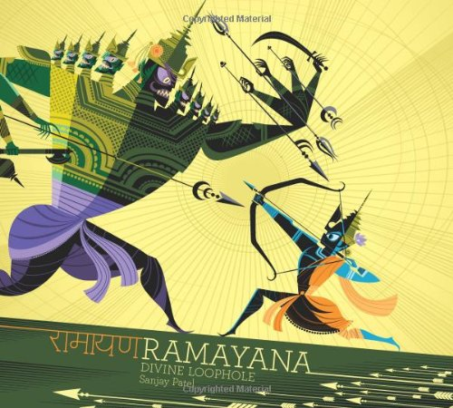 Ramayana Devine Loophole  2010 9780811871075 Front Cover