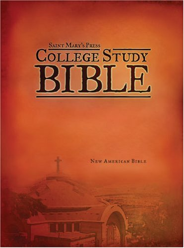 College Study Bible New American Bible  2007 edition cover