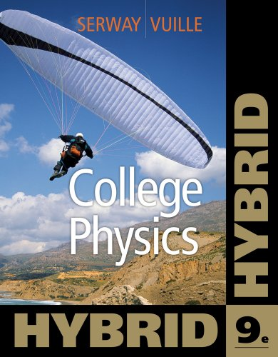 College Physics  9th 2012 9781111572075 Front Cover