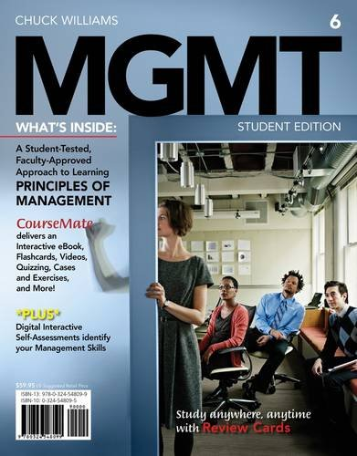 MGMT  6th 2014 edition cover
