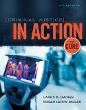 Criminal Justice in Action: The Core  2015 edition cover