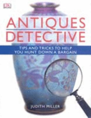 Antiques Detective  2007 9781405318075 Front Cover