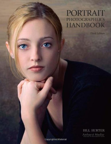 Portrait Photographer's Handbook  3rd 2008 edition cover