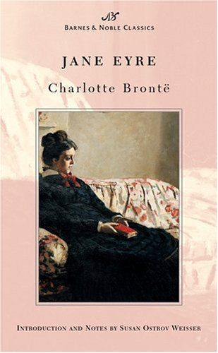 Jane Eyre  N/A edition cover