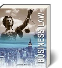 Business Law  4th 2012 edition cover
