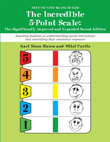 The Incredible 5-Point Scale: Assisting Students With Autism Spectrum Disorders in Understanding Social Interactions and Controlling Their Emotional Responses  2012 edition cover