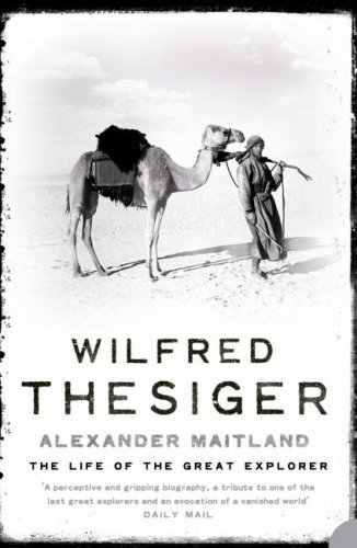 Wilfred Thesiger  2007 edition cover