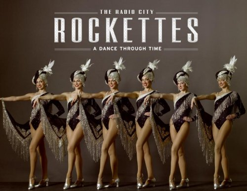 Radio City Rockettes A Dance Through Time N/A 9780061255076 Front Cover