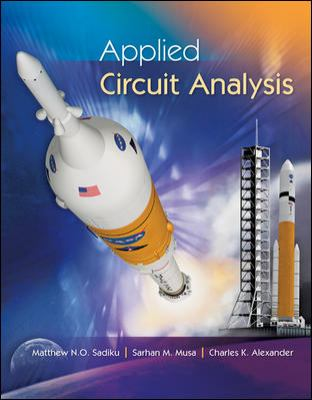 Applied Circuit Analysis   2013 edition cover