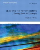 Learning the Art of Helping + Mycounselinglab Without Pearson Etext: Building Blocks and Techniques  2015 edition cover