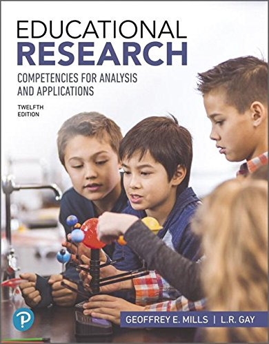 Educational Research + Mylab Education With Pearson Etext Access Card: Competencies for Analysis and Applications  2018 9780134784076 Front Cover