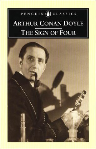 Sign of Four   2001 edition cover