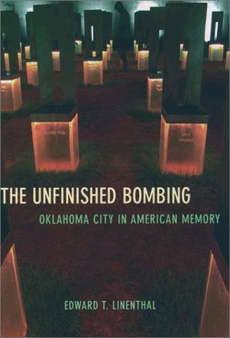 Unfinished Bombing Oklahoma City in American Memory  2003 edition cover