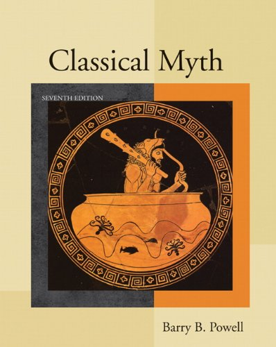 Classical Myth  7th 2012 (Revised) edition cover