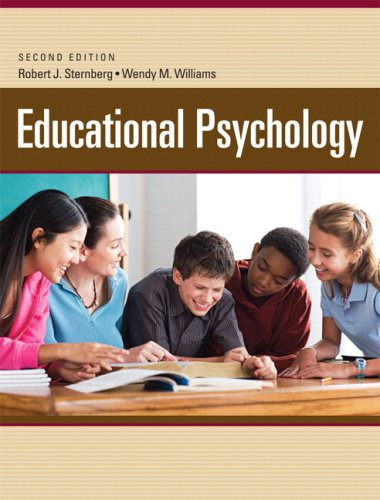 Educational Psychology  2nd 2010 edition cover