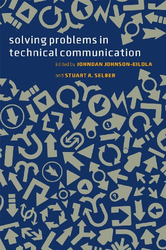 Solving Problems in Technical Communication   2012 edition cover