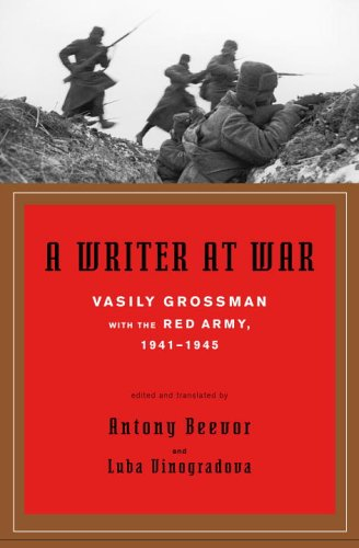 Writer at War Vasily Grossman with the Red Army, 1941-1945  2006 edition cover