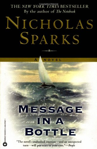 Message in a Bottle   1998 (Reprint) edition cover