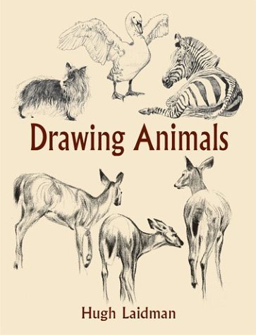 Drawing Animals   2003 edition cover