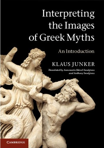 Interpreting the Images of Greek Myths An Introduction  2011 edition cover
