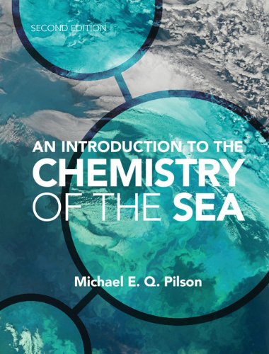 Introduction to the Chemistry of the Sea  2nd 2012 edition cover