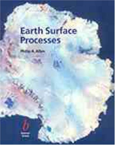 Earth Surface Processes   1997 edition cover