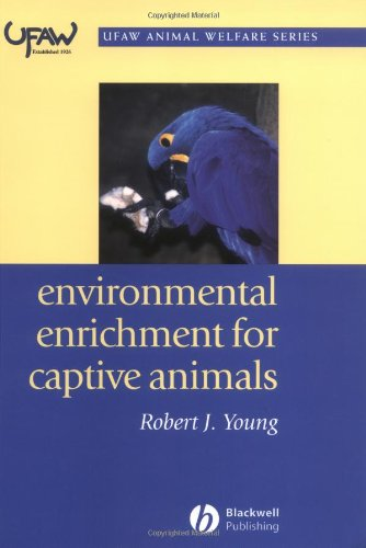 Environmental Enrichment for Captive Animals   2003 edition cover