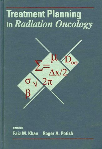 Treatment Planning in Radiation Oncology  1997 9780683046076 Front Cover