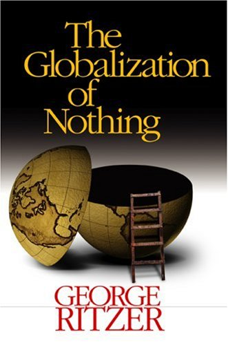 Globalization of Nothing   2004 9780761988076 Front Cover
