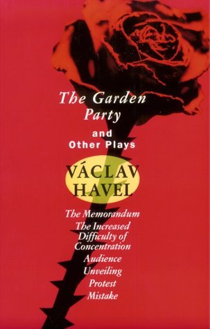 Garden Party And Other Plays  1993 edition cover