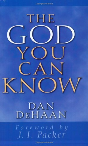 God You Can Know   2001 edition cover