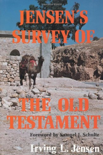 Jensen's Survey of the Old Testament  N/A 9780802443076 Front Cover