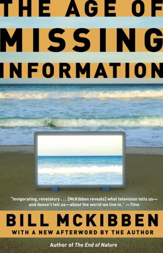 Age of Missing Information   2006 edition cover