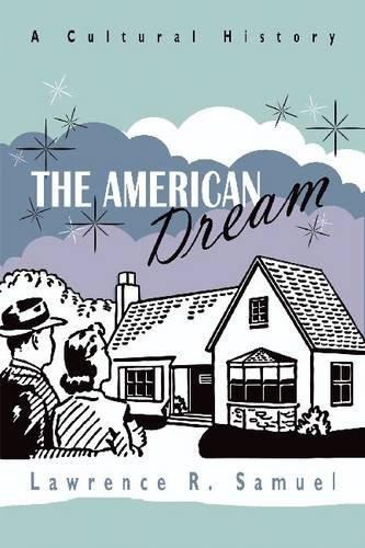 American Dream A Cultural History  2012 edition cover