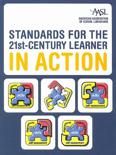 Standards F/21st C... Learner in Action   2008 edition cover