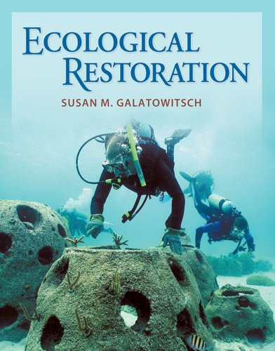 Ecological Restoration   2012 edition cover