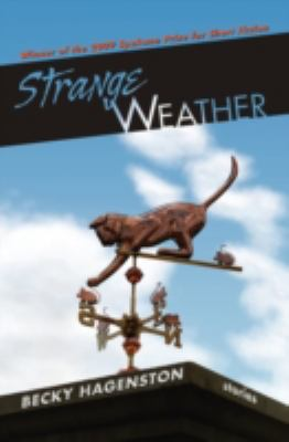 Strange Weather N/A 9780982576076 Front Cover
