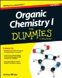 Organic Chemistry I for Dummies�  2nd 2014 edition cover