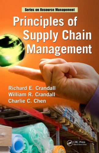 Principles of Supply Chain Management   2010 edition cover