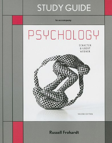 Psychology  2nd 2011 (Revised) edition cover