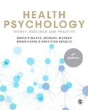 Health Psychology Theory, Research and Practice 4th 2015 edition cover