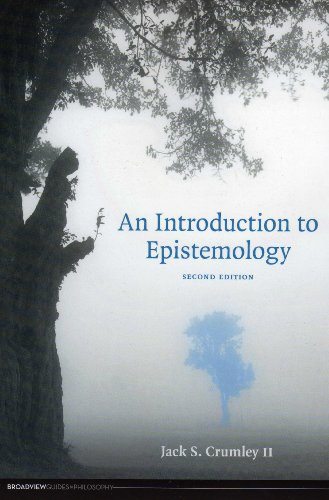 Introduction to Epistemology  2nd 2009 edition cover