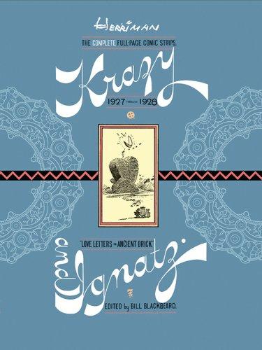 Krazy and Ignatz Komplete 1927-1928  2002 edition cover