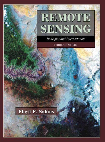 Remote Sensing Principles and Applications 3rd 1997 edition cover